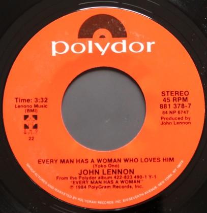 Lennon Every Man A