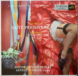 Arthur Fiedler Gaite Parisienne
