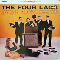 Four Lads Swing Along