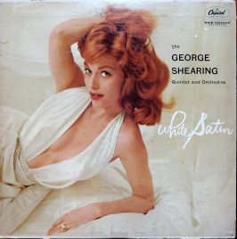 George Shearing White Satin