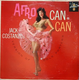 Jack Costanzo Afro Can Can