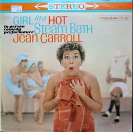 Jean Carroll Girl In A Hot Steam Bath