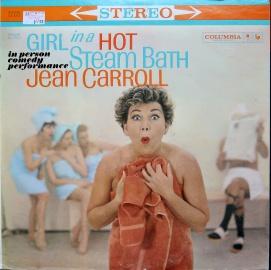 Jean Carroll Girl In A Hot Steam Bath