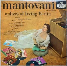 Mantovani Waltzed of Irving Berlin