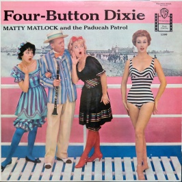 Matty Matlock Four Button Dixie
