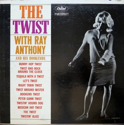 Ray Anthony The Twist