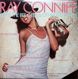 Ray Coniff Bee Gees front