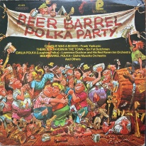 Beer Barrel Polka Party