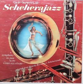 Scheherajazz Front