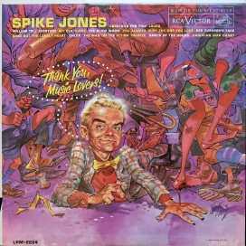 Spike Jones Thank You Music Lovers