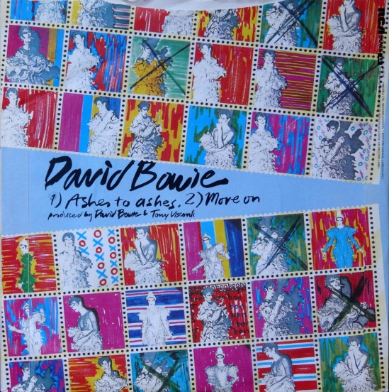 Bowie Ashes to Ashes b