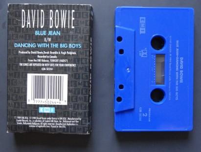 Bowie Blue Jean tape 2