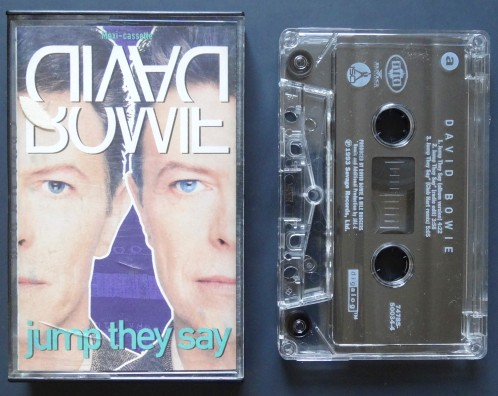 Bowie Jump They Say tape 1