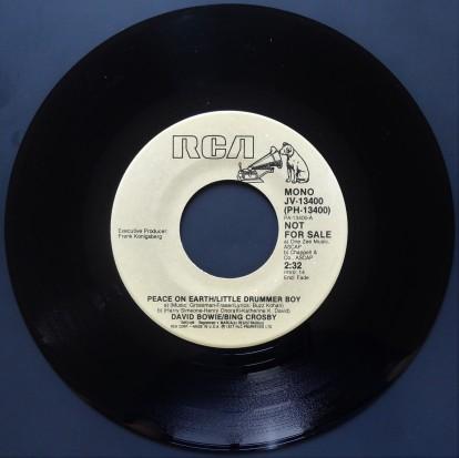 Bowie Little Drummer Boy 3