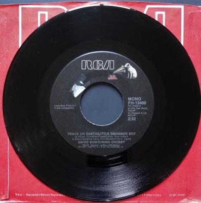Bowie Little Drummer Boy 4