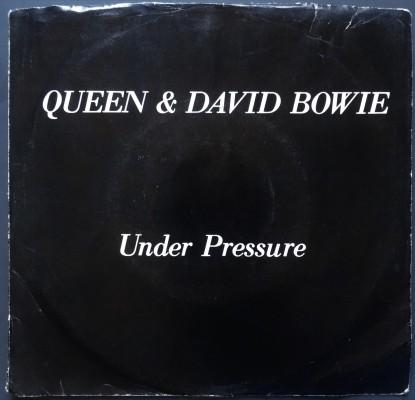 Bowie Under Pressure 1
