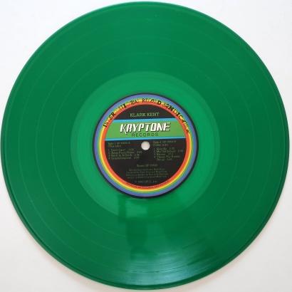 Klark Kent Vinyl A