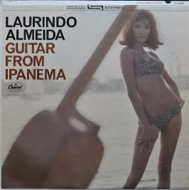 Almeida Guitar From Ipanema
