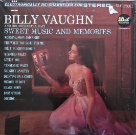 Billy Vaughn Sweet Music