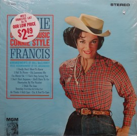 Connie Francis Country
