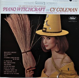 Cy Coleman Piano Witchcraft