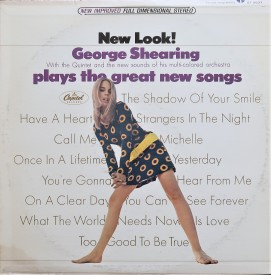 George Shearing Plays the New Songs