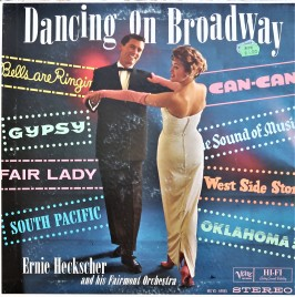 Heckscher Dancing on Broadway