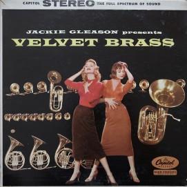 Jackie Gleason Presents Velvet Brass