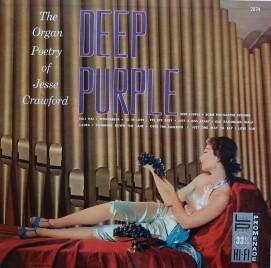 Jesse Crawford Deep Purple