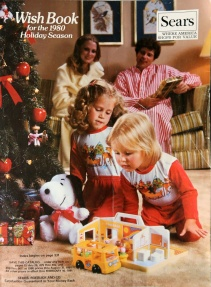 Sears Wish Book 1980