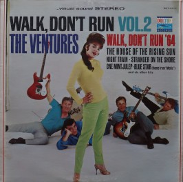 Ventures Walk Dont Run