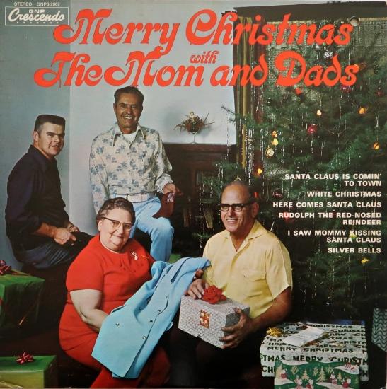 Mom and Dads Merry Christmas